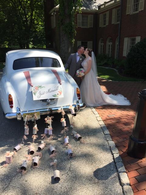 Jessica & Brian's Wedding